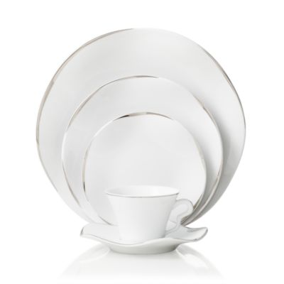 Etincelle Platine Bread & Butter Plate