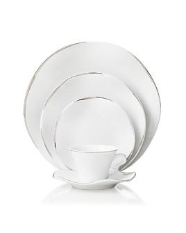 Medard de Noblat - Etincelle Platine Dinnerware
