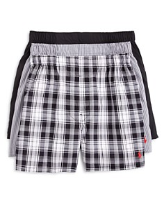 Polo Ralph Lauren Boxers, Pack of 3 - Bloomingdale's_0