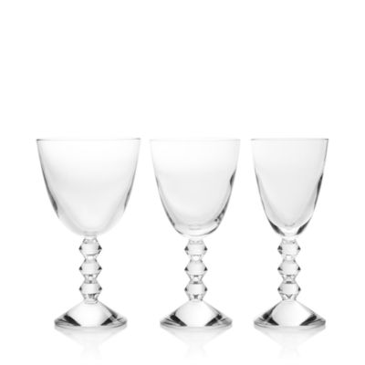 Vega Perfect Glassware, Set of 3