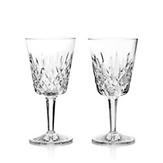 Waterford - Waterford Lismore Classic Goblet, Set of 2