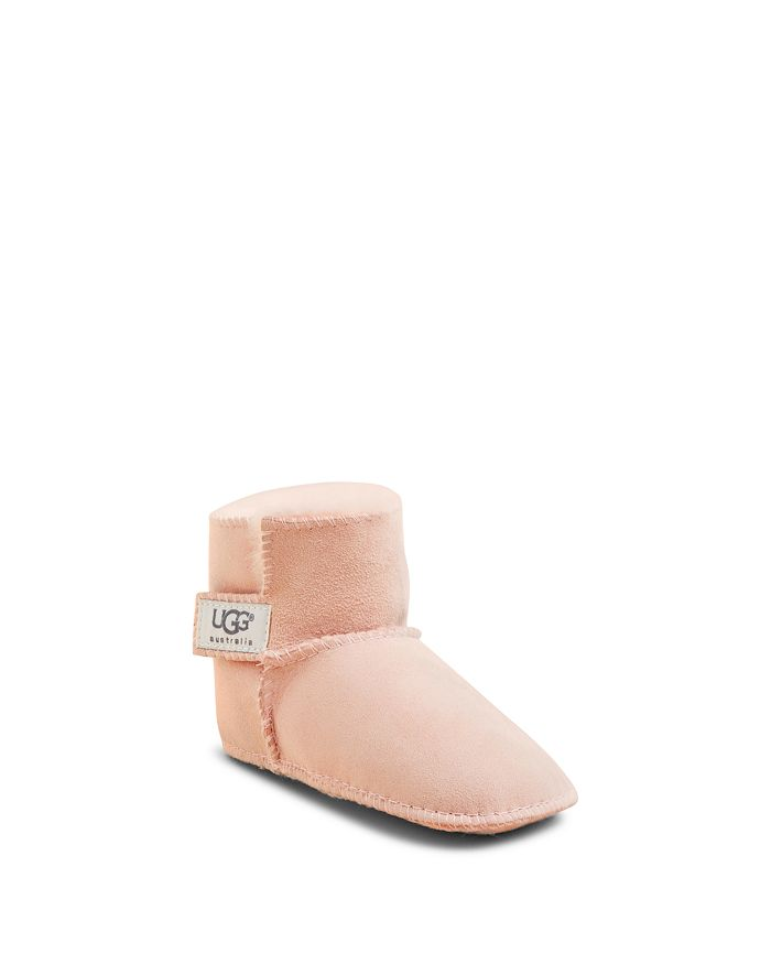 UGG® - Girls' Erin Suede & Sheepskin Booties - Baby, Walker