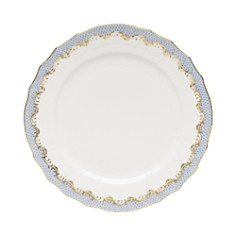Herend - Chinese Bouquet Fish Scale Serving Plate