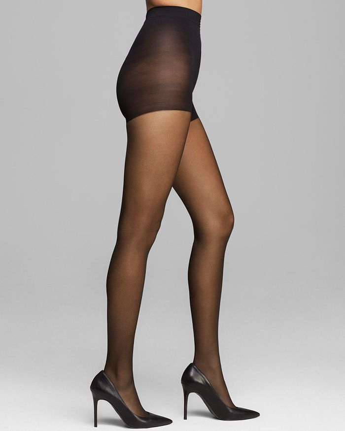 Calvin Klein - Matte Ultra Sheer Control Top Tights