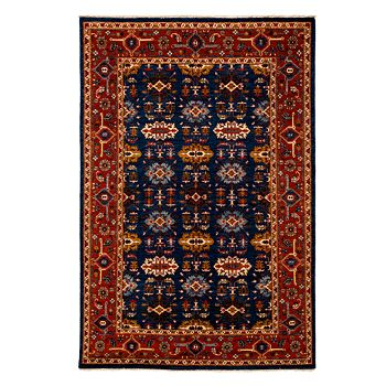 """Bloomingdale's - Adina Collection Oriental Rug, 6'1"""" x 9'2"""""""