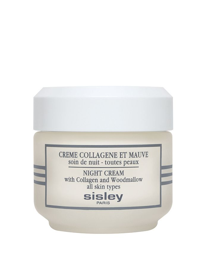 Sisley-Paris - Night Cream with Collagen and Woodmallow