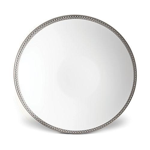 L'Objet - Soie Tressée Soup Plate