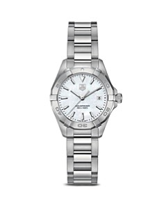 TAG Heuer Aquaracer 300M Quartz Stainless Steel Watch, 27mm - Bloomingdale's_0