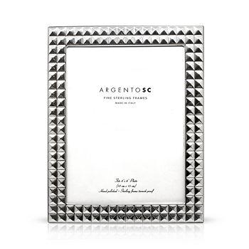 "Argento SC - 4 x 6"" Double Stud Frame"