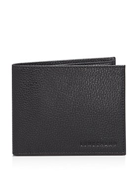 Longchamp - Le Foulonné Bifold Wallet with Coin Pouch