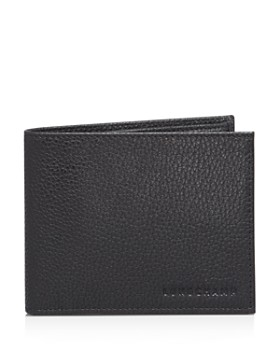 Longchamp - Le Foulonné Bifold Wallet with Coin Pouch
