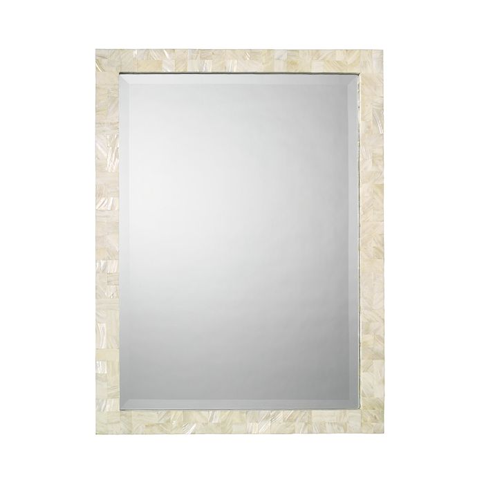 Jamie Young - Mother of Pearl Rectangular Mirror