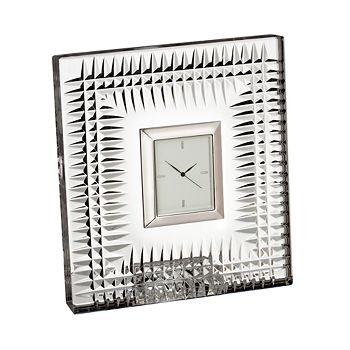 Waterford - Lismore Diamond Bedside Clock
