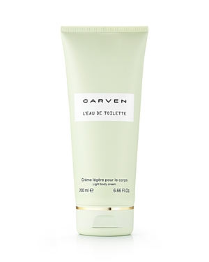 Carven L'Eau de Toilette Light Body Cream
