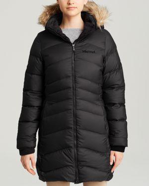 Marmot Coat - Montreal Hooded