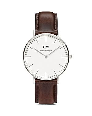 daniel wellington daniel wellington classic bristol watch 36mm