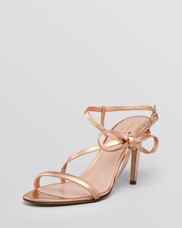 $kate spade new york Sandals - Ivan High Heel - Bloomingdale's