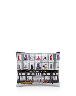 Bloomingdale's - Store Front Cosmetics Case - 100% Exclusive