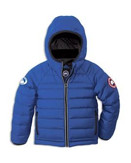 Canada Goose - Unisex Bobcat Down Jacket - Little Kid, Big Kid