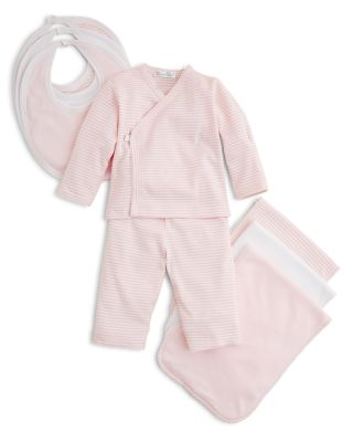 Girls' Wrap-Front Shirt & Pants Take Me Home Set - Baby
