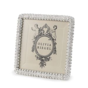 Olivia Riegel Crystal Chelsea Frame, 4 x 4