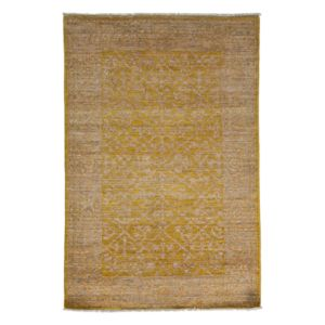 Oushak Collection Oriental Rug, 4'1 x 6'