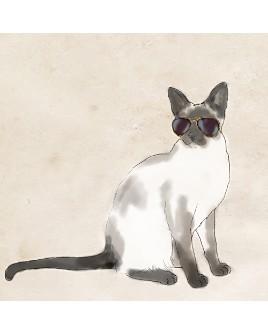 PTM Images - Cool Cat II Wall Art