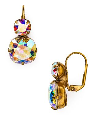 Sorrelli Crystal Drop Earrings