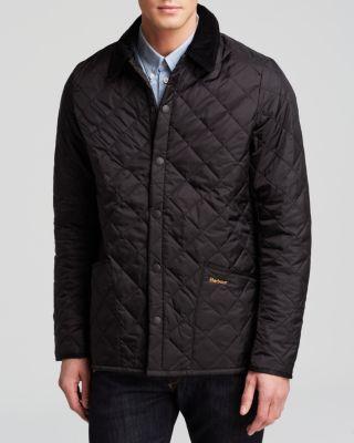 barbour heritage jacket