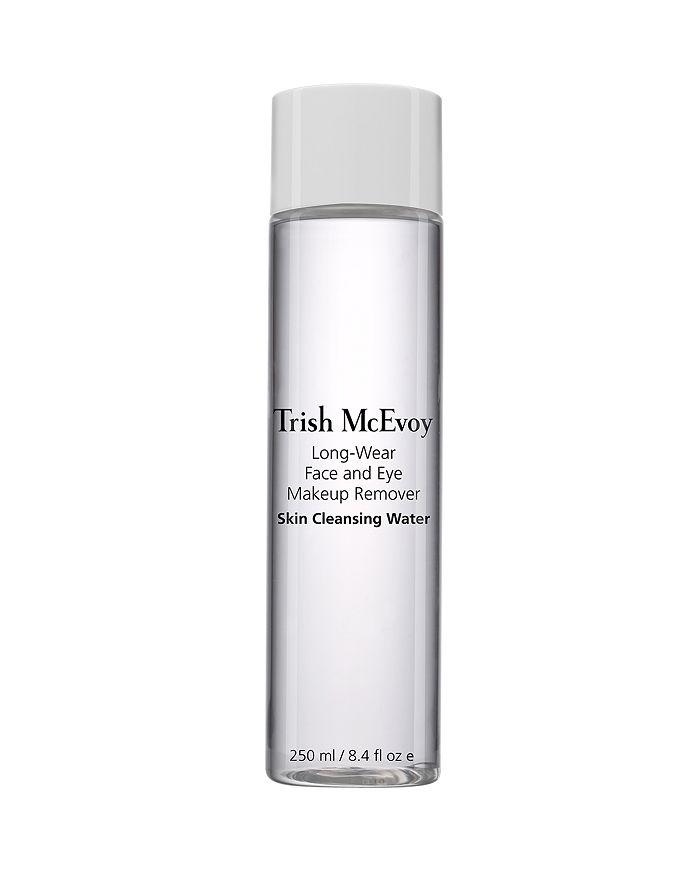 Trish McEvoy - Long-Wear Face & Eye Makeup Remover Skin Cleansing Water 8.4 oz.