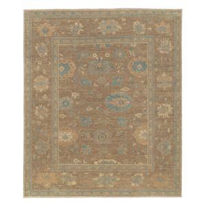 Tufenkian Artisan Carpets Firjustan Creek Sheared Oriental Rug, 6' x 9'