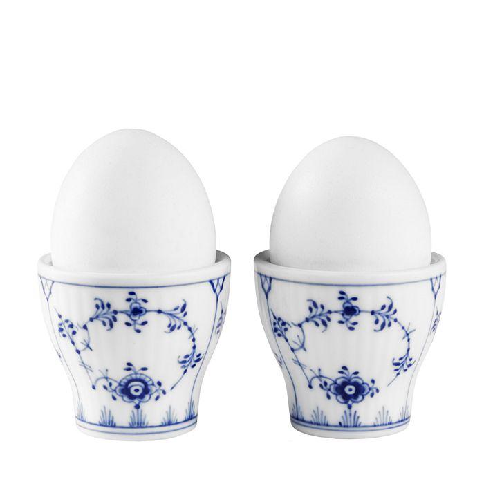 Royal Copenhagen - Blue Fluted Plain Egg Cup