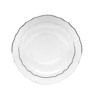 Herend Platinum Edge Salad Plate