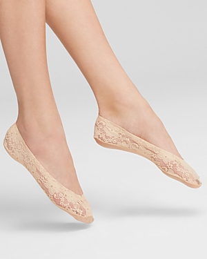 Lace Perfect Edge Liner Socks