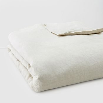 Oake - Linen Duvet Cover, King - 100% Exclusive