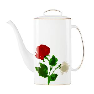 kate spade new york Rose Park Coffeepot With Lid