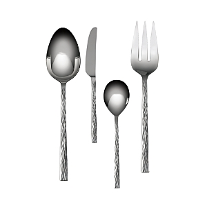 Wedgwood Hammered 4-Piece Hostess Set