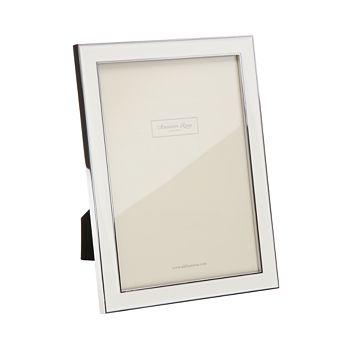 """Addison Ross - White Enamel Frame, 8 x 10"""""""