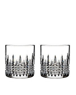 Waterford - Lismore Diamond Straight Sided Tumbler, Set of 2