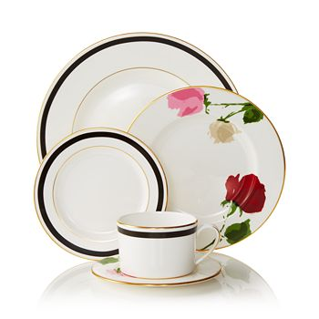 kate spade new york - Rose Park 5-Piece Place Setting