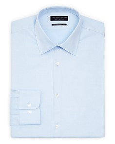 The Men's Store at Bloomingdale's - Textured Solid Dress Shirt - Regular Fit- 100% Exclusive