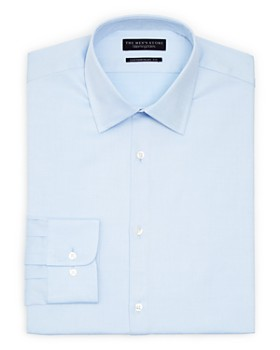 The Men's Store at Bloomingdale's - Textured Solid Dress Shirt - Regular Fit - 100% Exclusive