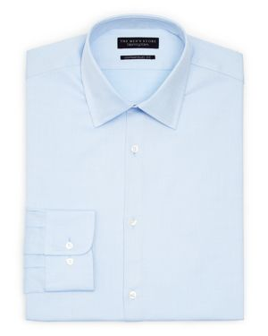 The Men's Store at Bloomingdale's Textured Solid Dress Shirt - Regular Fit - 100% Exclusive