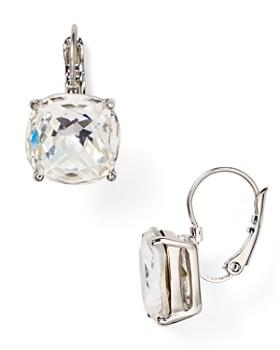 Kate Spade New York Square Leverback Earrings