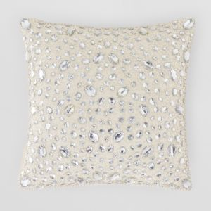 Sivaana Stone Diva Decorative Pillow, 12 x 12