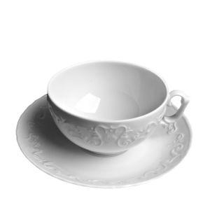 Anna Weatherley Simply Anna White Tea Saucer