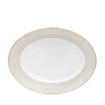 Monique Lhuillier Waterford - Cherish Medium Oval Platter