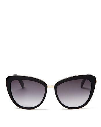 1d053fccb69c8 kate spade new york - Women s Kandi Cat Eye Sunglasses