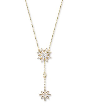 a901b48e07f Bloomingdale s - Diamond Starburst Drop Pendant Necklace in 14K Yellow  Gold