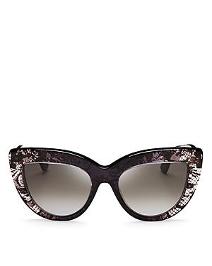 Valentino Women\\\'s Lace Cat Eye Sunglasses, 53mm-Jewelry & Accessories